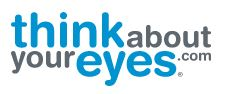 Lakewood Eye Center think about your eyes logo