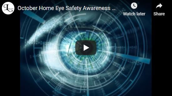 Home Eye Safety Awareness