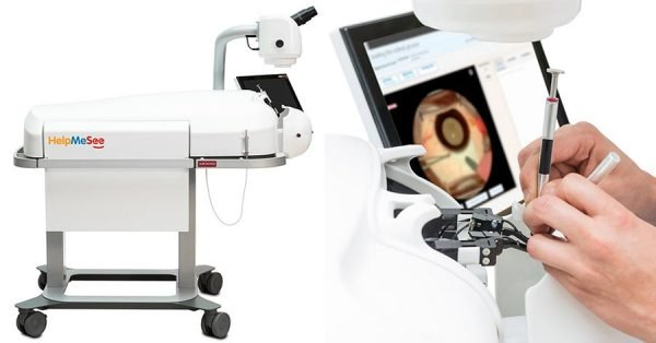 HelpMeSee Launches Revolutionary Cataract Technology