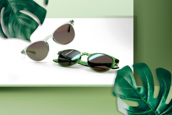 Okia Optical releases new Reshape eyewear collection made from recycled bottles